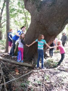 RE field trip to the Indian Creek Nature Center 2015